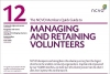 NCVO Members Quick Guide to Managing and Retaining Volunteers