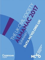 The UK Civil Society Almanac 2017