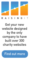 Raising IT - get your new website designed by the only company to have built over 300 charity websites